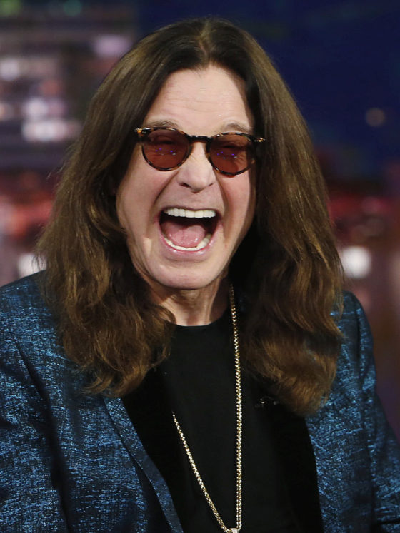ozzy osbourne on jimmy kimmel live » melhor do rock » Rock and Roll Blog
