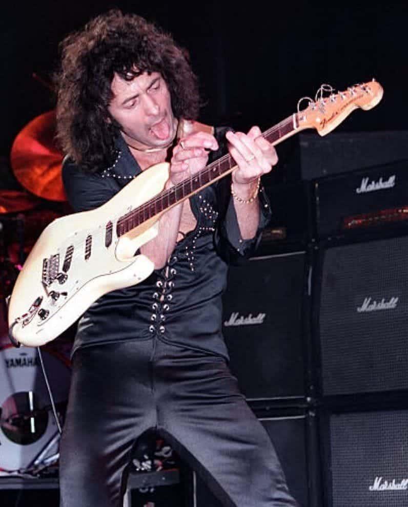 Ritchie Blackmore é reverenciado pelos que o amam e até pelos que o odeiam
