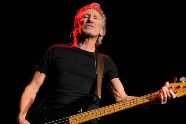 Pink Floyd Time: Roger Waters foi om principal letrista do grupo de rock progressivo, tendo criado o conceito de 'The Dark Side of the Moon''