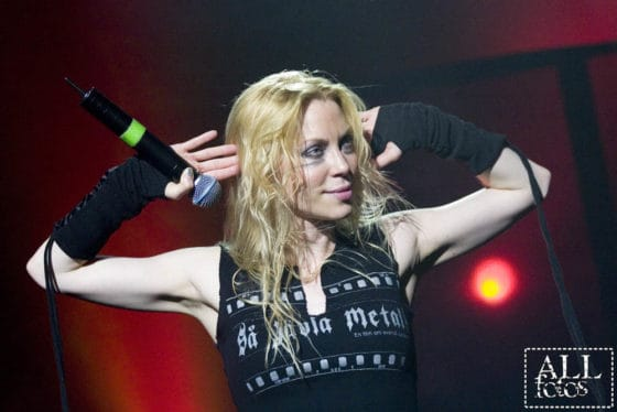 angela gossow arch enemy sao paulo foto alexandre cardoso » Arch Enemy Angela » Rock and Roll Blog