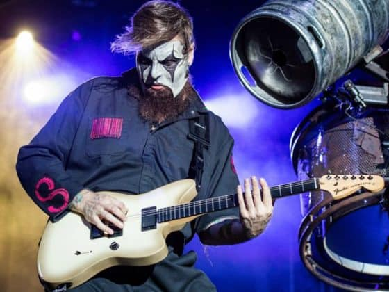jim root slipknot foto amy harris » heavy metal » Rock and Roll Blog